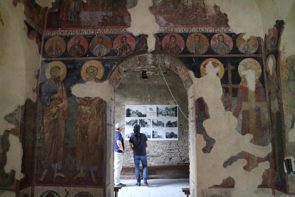 The church of Sveta Bogoroditsa, Asenova Fortress