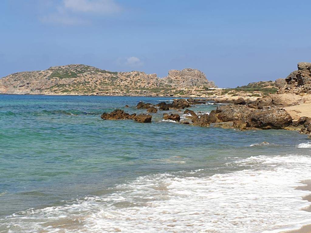 Small Falassarna Beach, Crete, Greece
