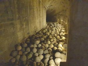 Inside the Koules Fortress in Heraklion