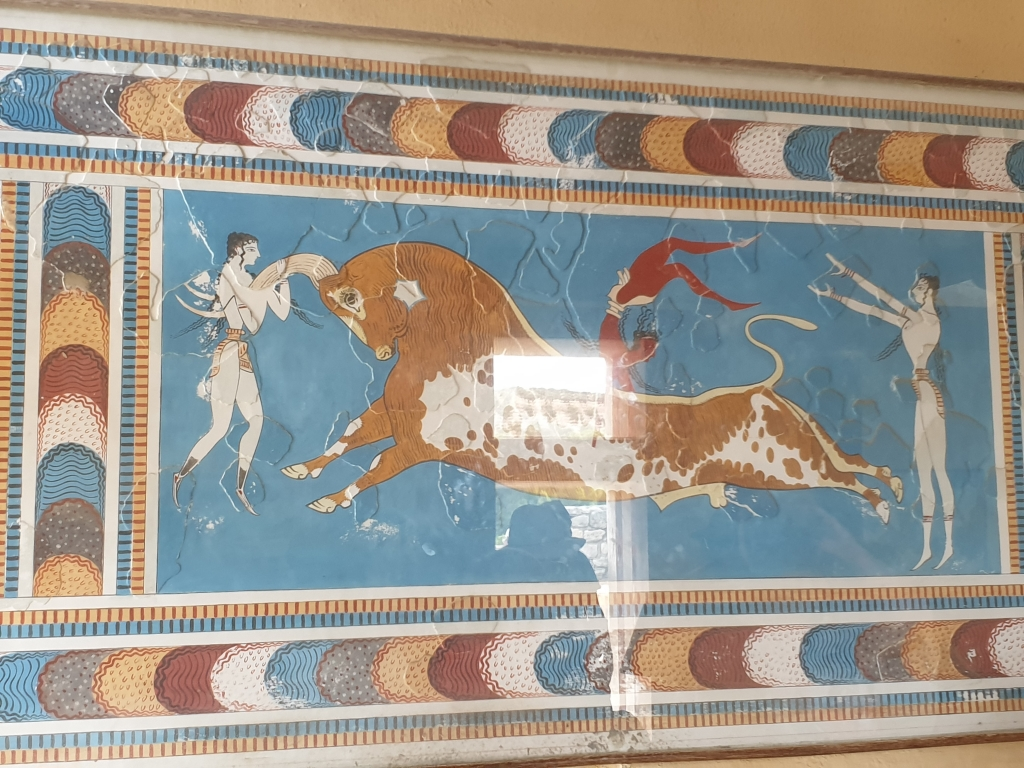 Minoan sports could be deadly