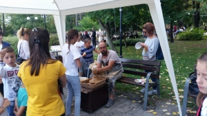 Local initiatives exhibition in Gotse Delchev