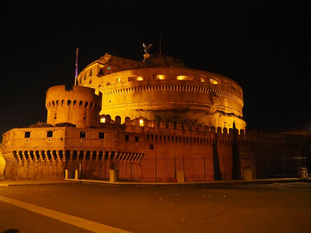 Замъкът Сант Анджело, Рим