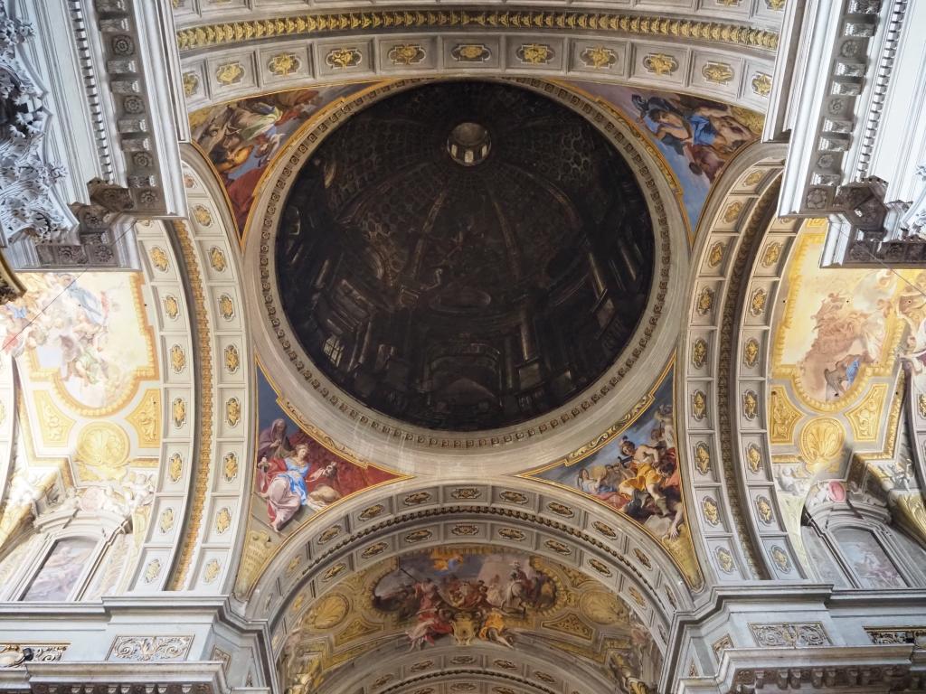 Изкуствен купол в Ренесансовия Рим