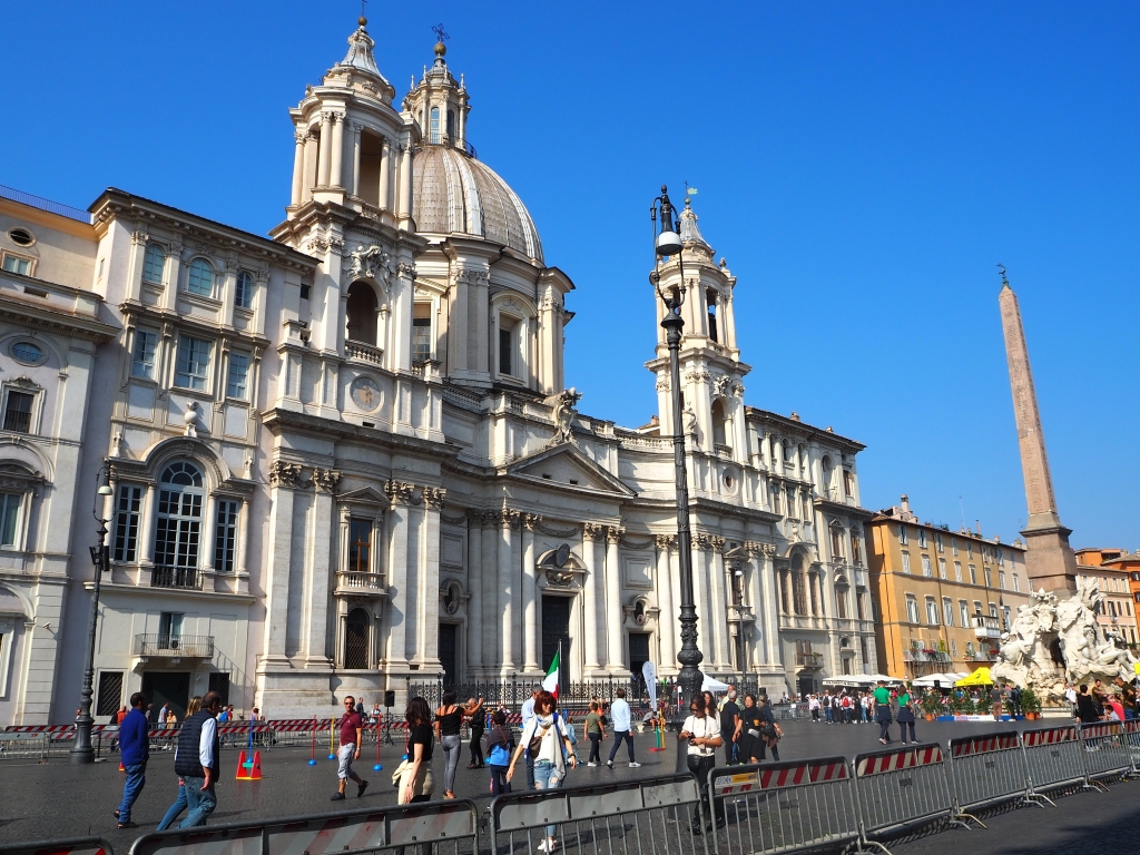 Площад Венеция, Рим