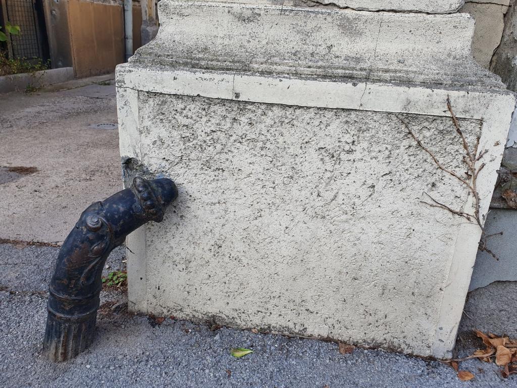 Surprises on the streets of Osijek, Croatia