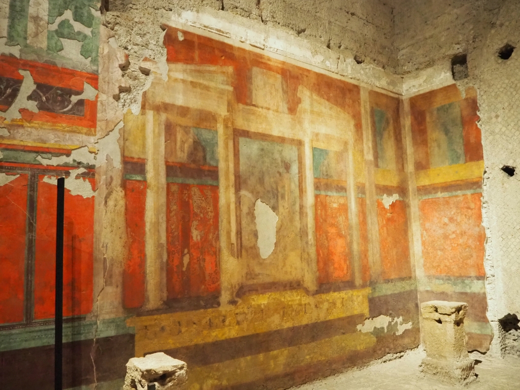 House of Emperor Octavian, Palatine Hill, Rome