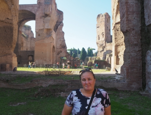 The REAL Baths of Caracalla