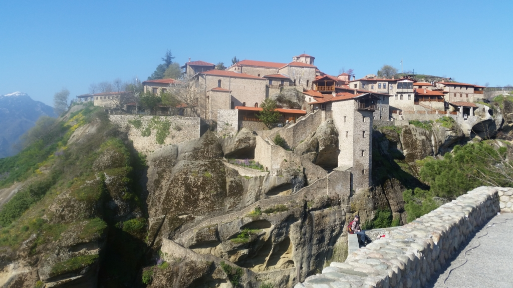March travel ideas: Meteora, Greece