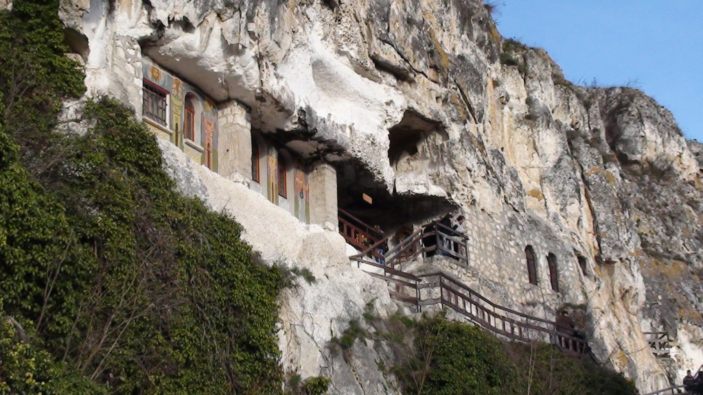 Travel ideas for March: Basarbovo Monastery, Ruse region, Bulgaria