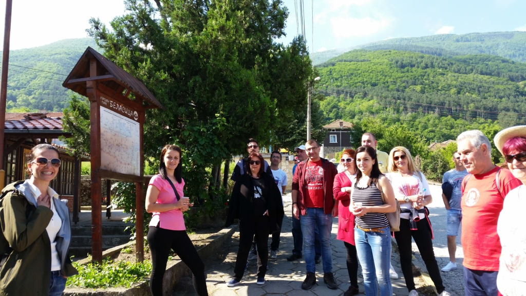 Belasitsa Nature Park offers an array of nature trails