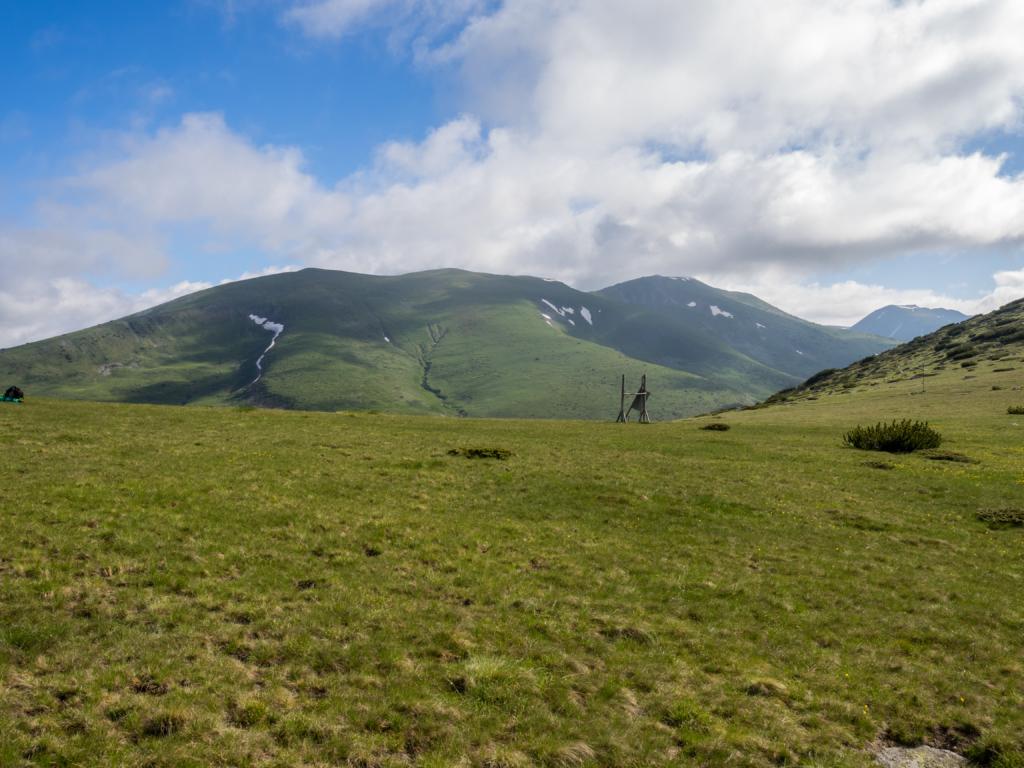Rila Mountains at Macedonia Hut