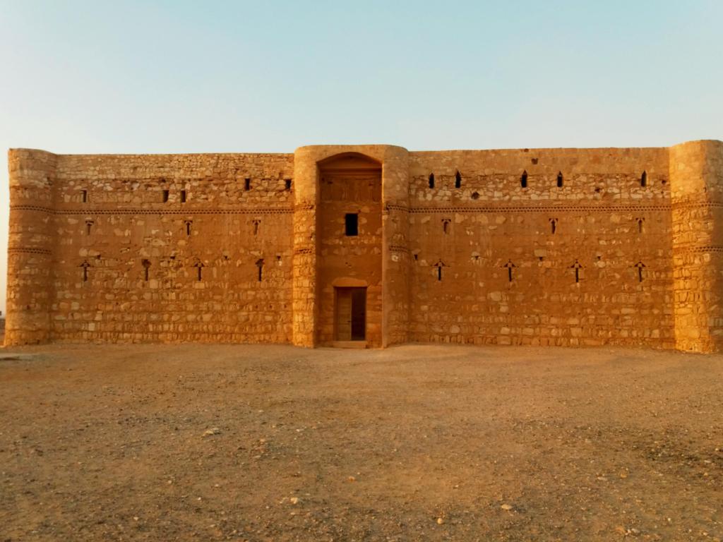 Al-Kharana Fortress, Jordan