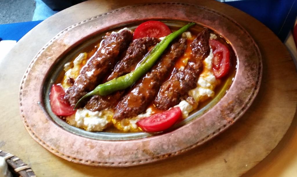 In Turkey, food is always worth it