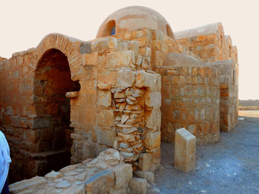 Amra site of UNESCO, Jordan