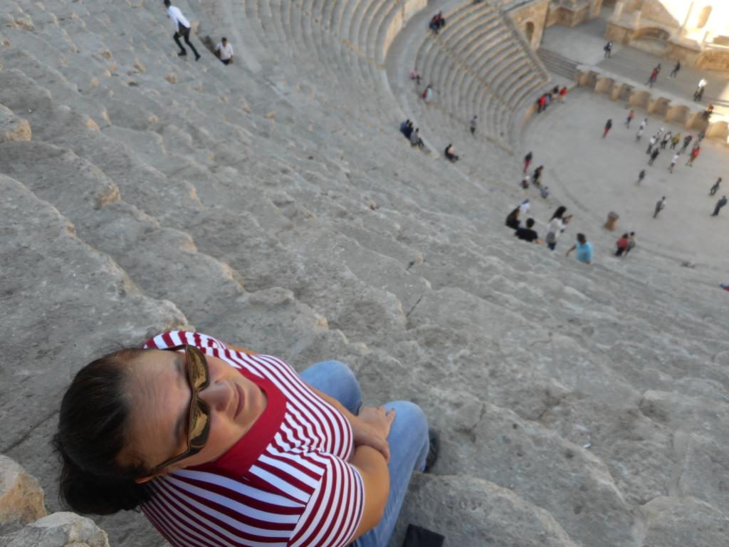 места за посещение с А в Йордания