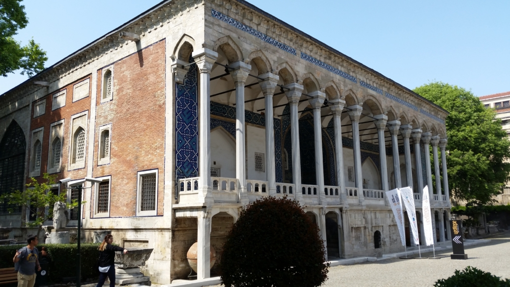 Museums in Istanbul: one of the Archaeological Museums