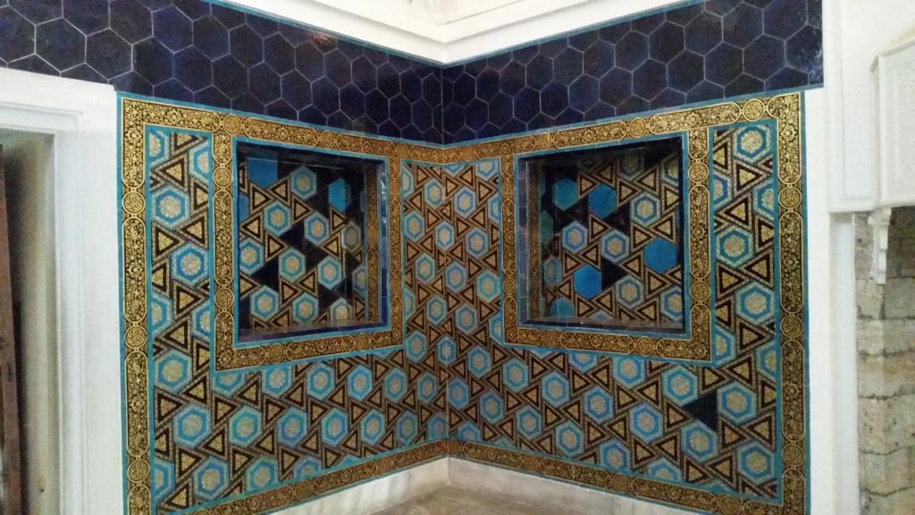 The Tiled Kiosk, Istanbu Archaeological Museums