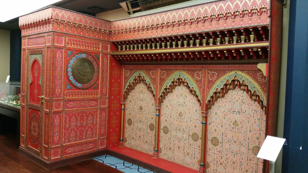 Museums in Istanbul: The Museum for the history of science and technology in Islam