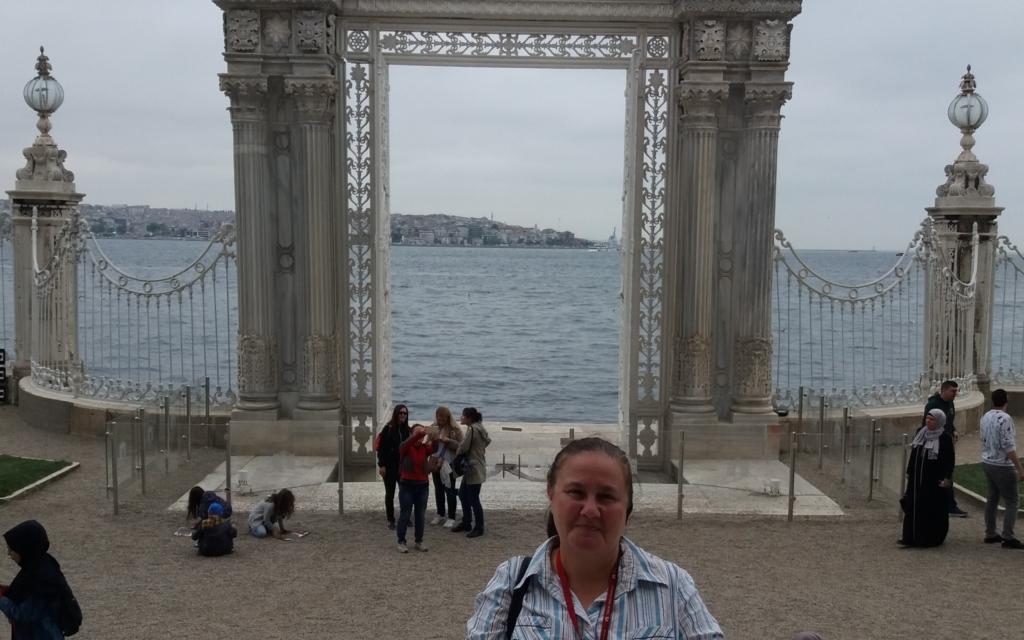 Долмабахче, Инстанбул