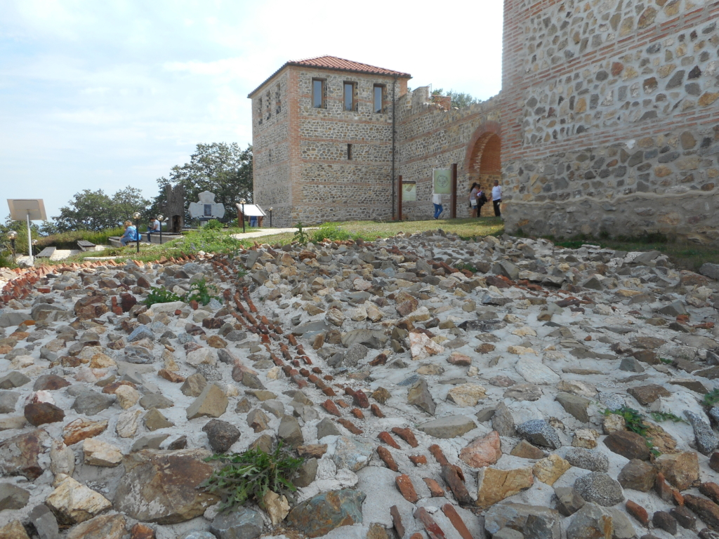 Places to visit with 'B' around Bulgaria: Tsari Mali Grad, Belchin