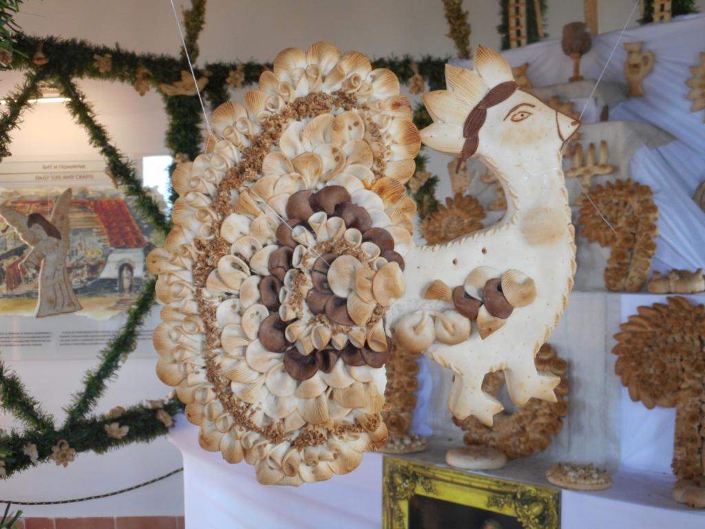Exhibition of bread, Tsari Mali Grad, Belchin