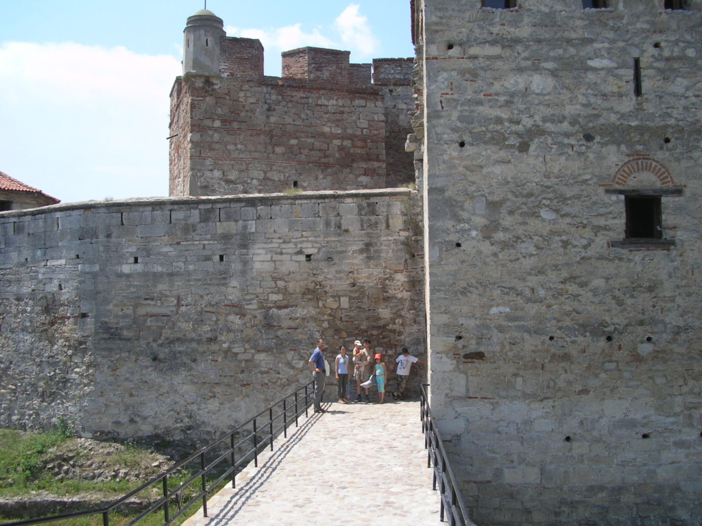Places to visit with 'B' around Bulgaria: Baba Vida Fortress