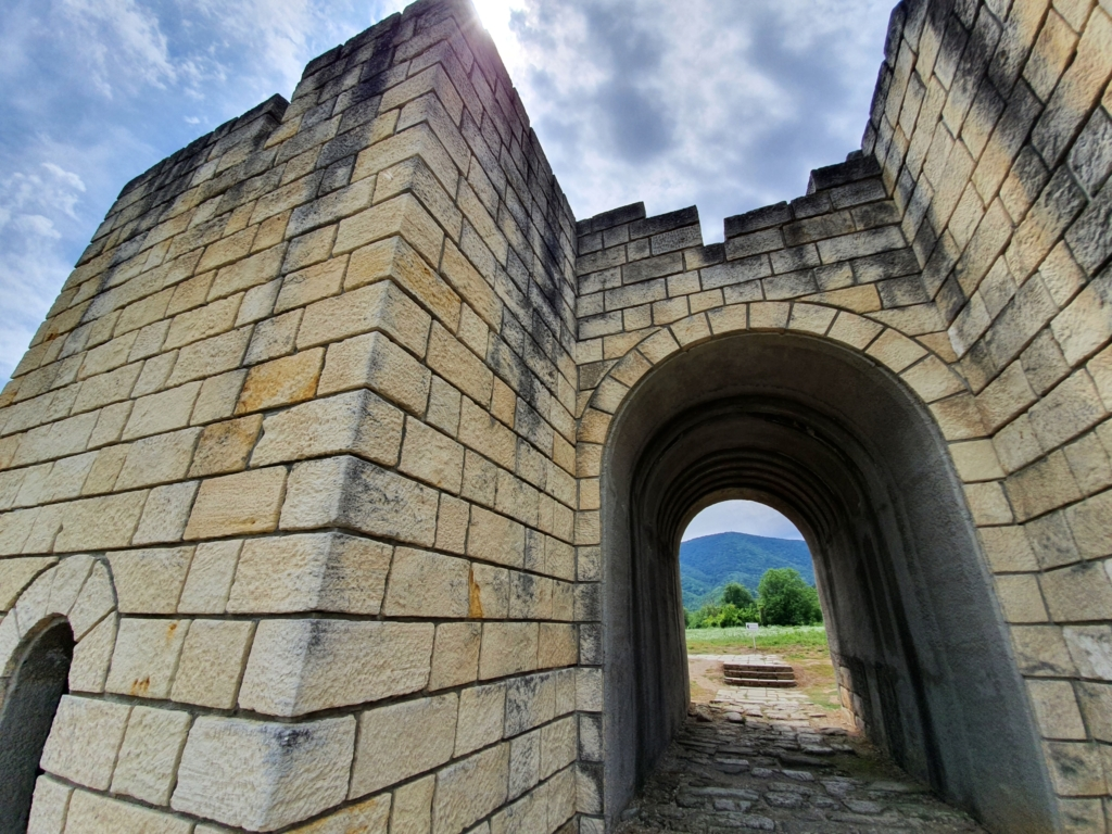Старая болгарская столица Велики Преслав