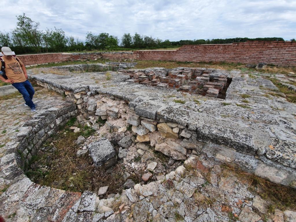 What to see in Northeast Bulgaria: Pliska, the Citadel