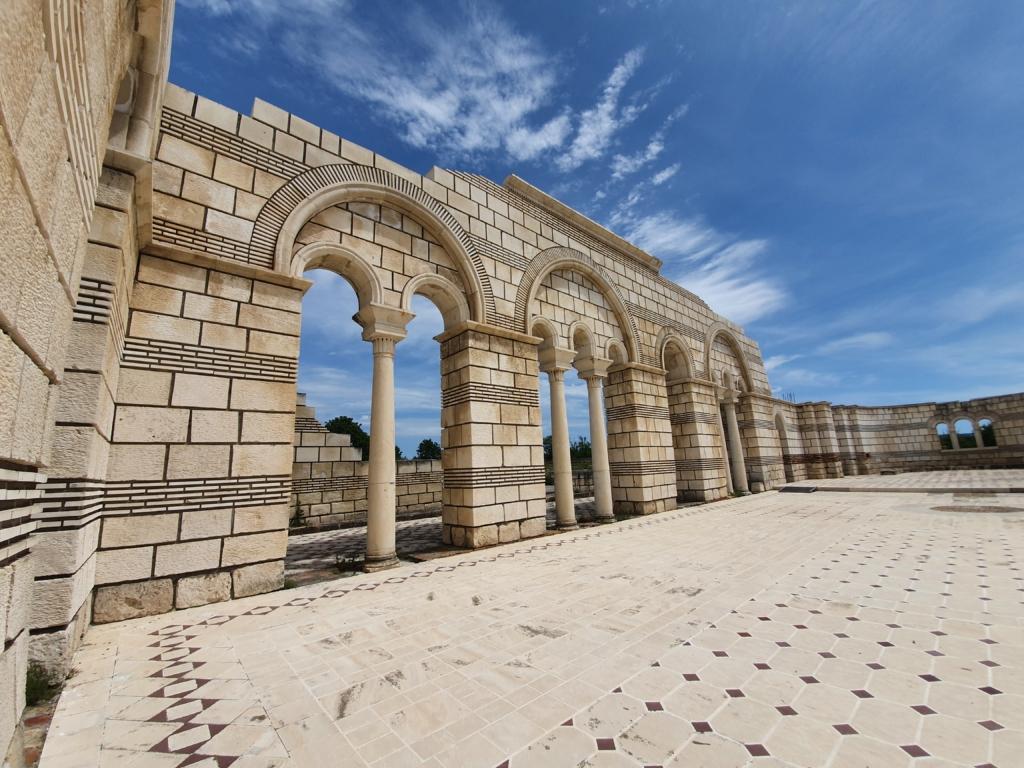 The Great Basilica of Pliska