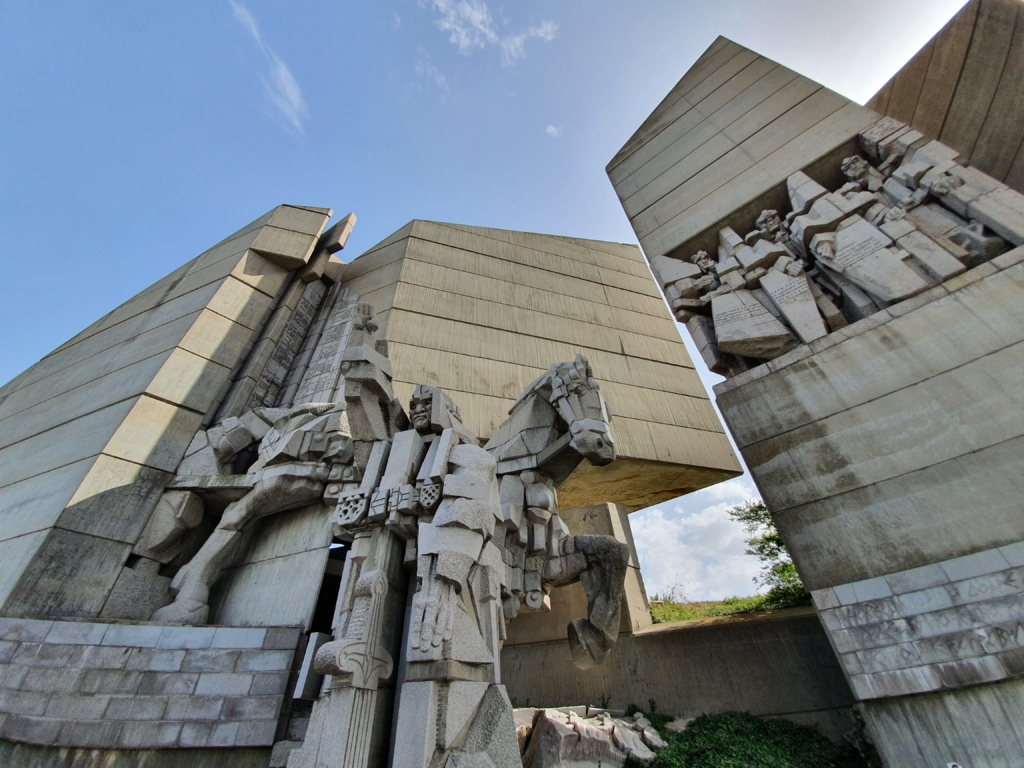 what to see in Northeast Bulgaria - Founders of the Bulgarian State Monument, Shumen