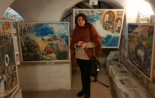 What to see in Ramallah with Raya