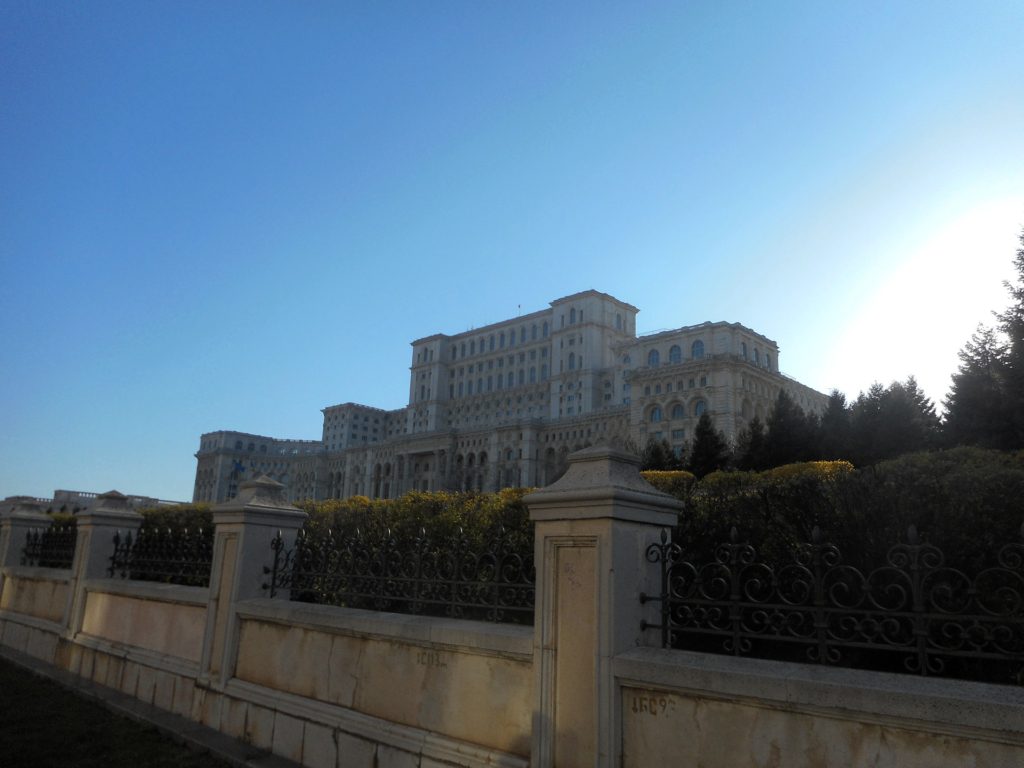 What to see in Bucharest - the Palace of Parliament