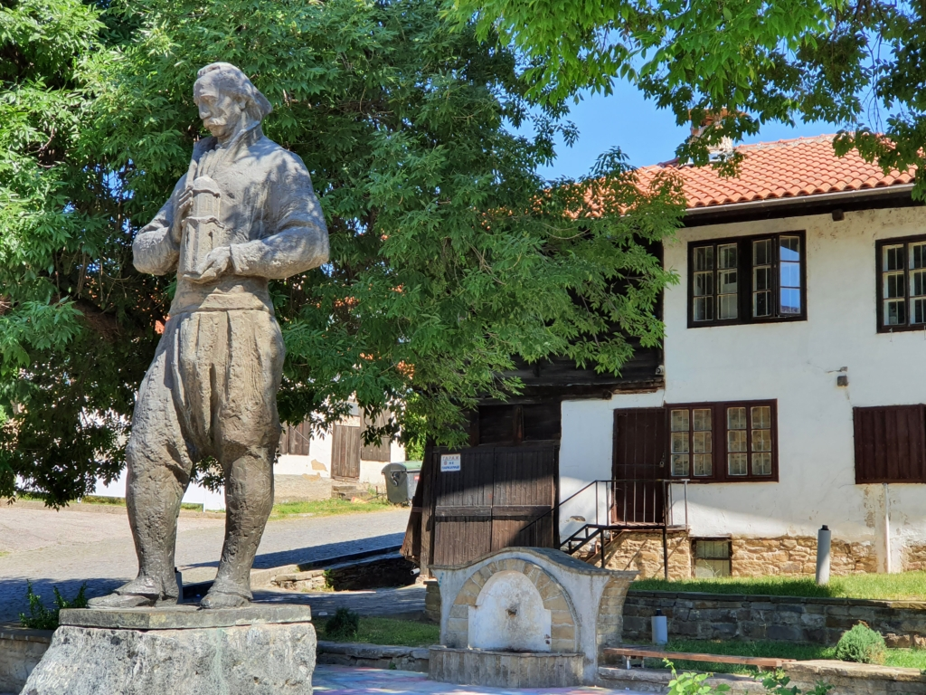 Dryanovo is the birthplace of Master Kolyo Ficheto