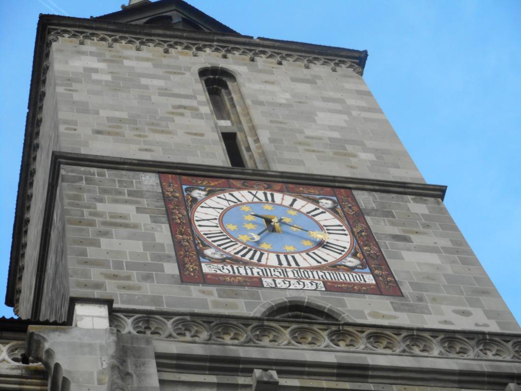 The Black Church in Brasov, Romania