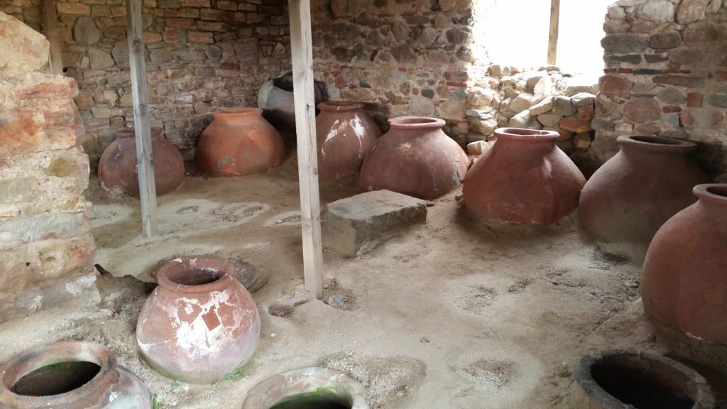 Винарна или склад за зърно в Баргала, Северна Македония
