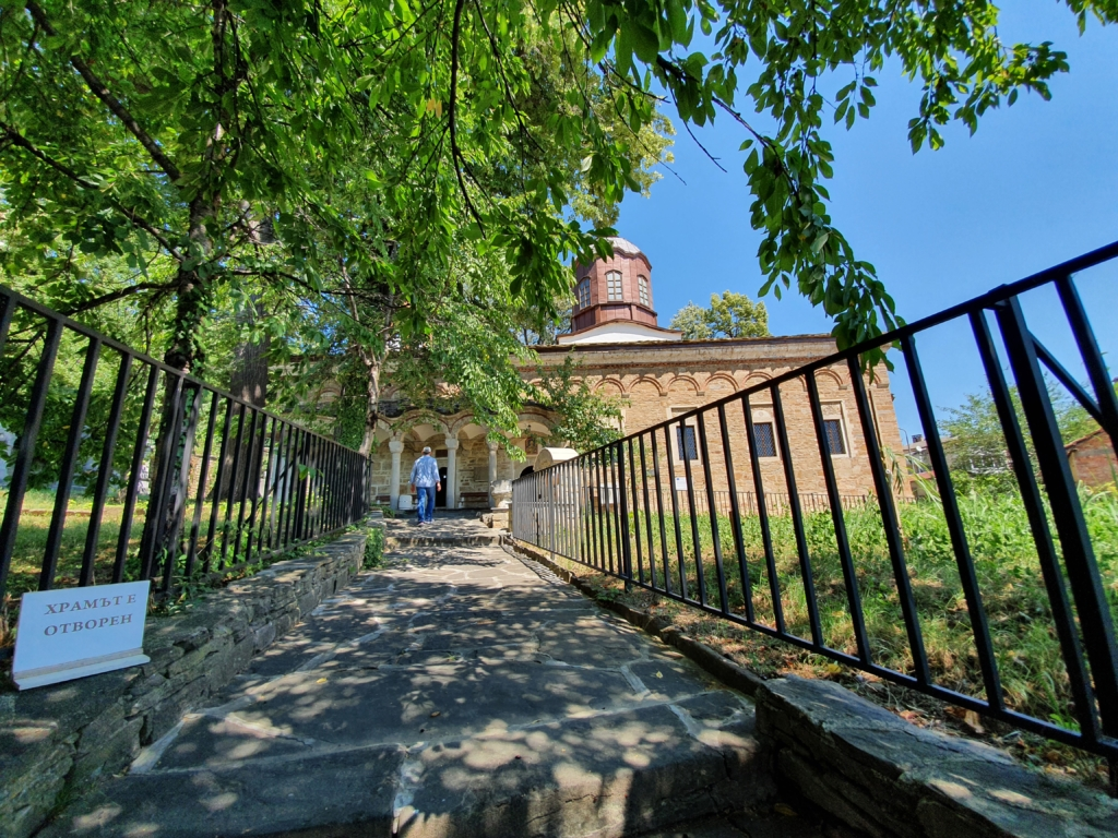 The church of Master Kolyo Ficheto in Dryanovo