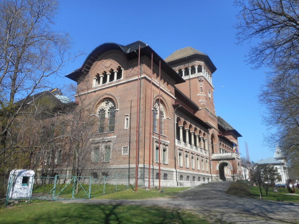 What to see in Bucharest: Museum of the Romanian Peasant