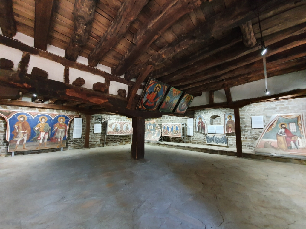 Exhibitions of murals in the Ikonomov's House, Dryanovo