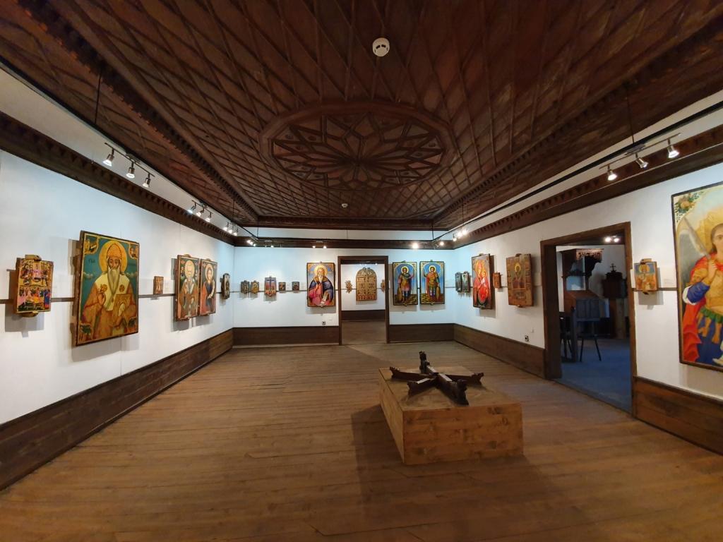 Иконна изложба в Икономовата къща, Дряново