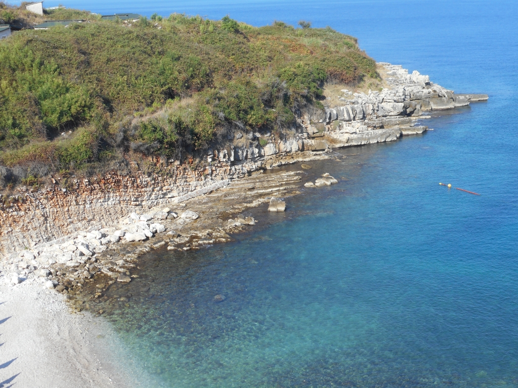 Beaches on the Balkans - Saranda, Albania
