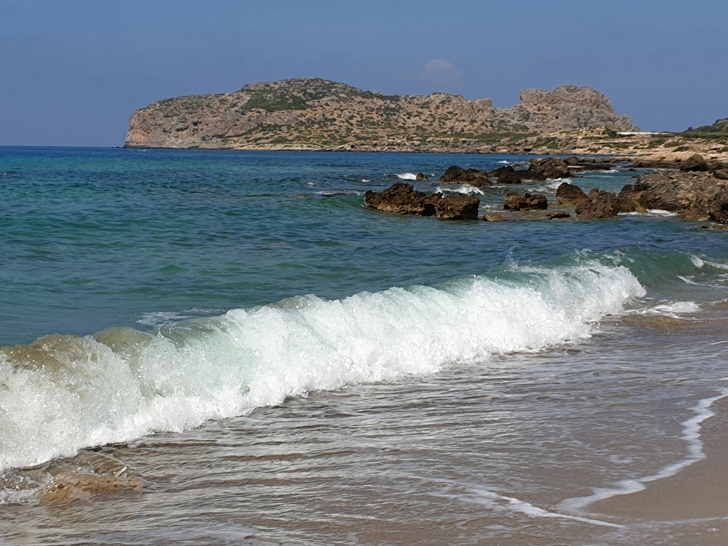 Beaches on the Balkans