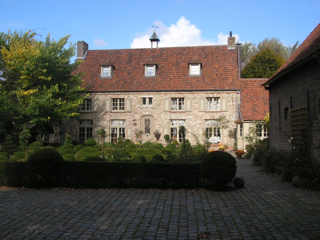 Фламандска къща за селски туризъм