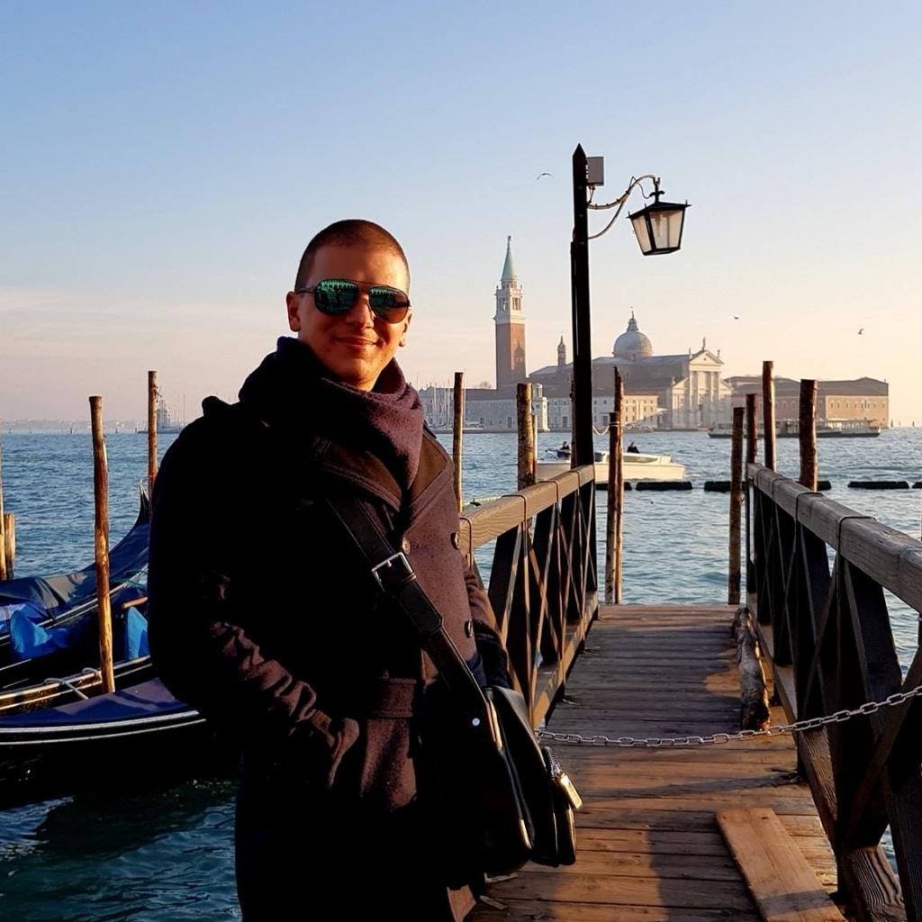 Traveller profession in Venice