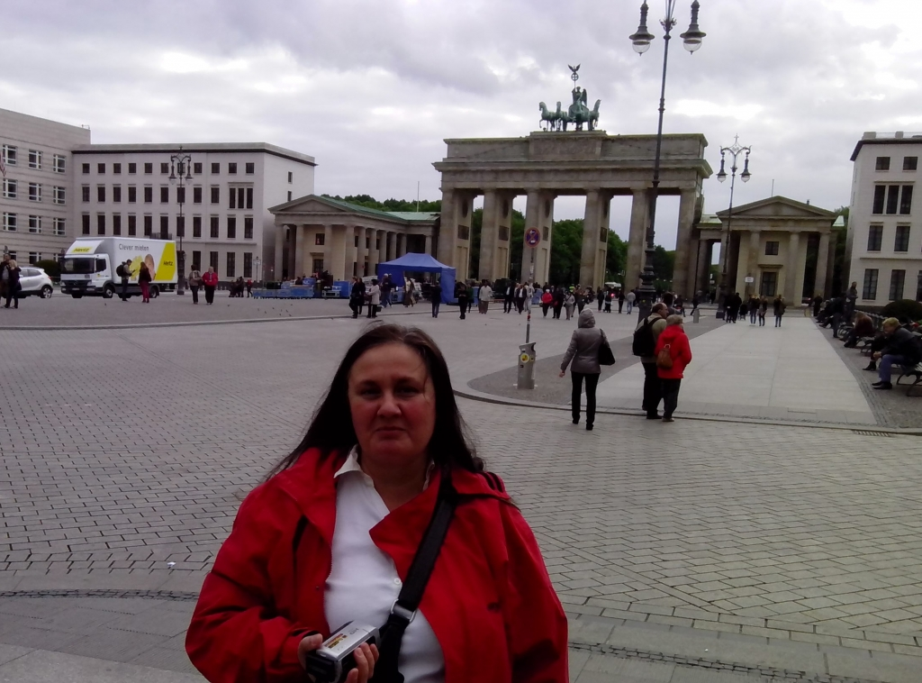 In the center of Berlin