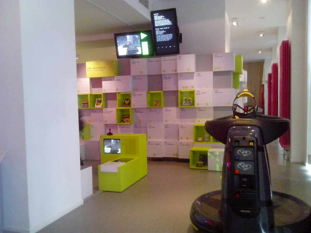 Computer games museum, Berlin