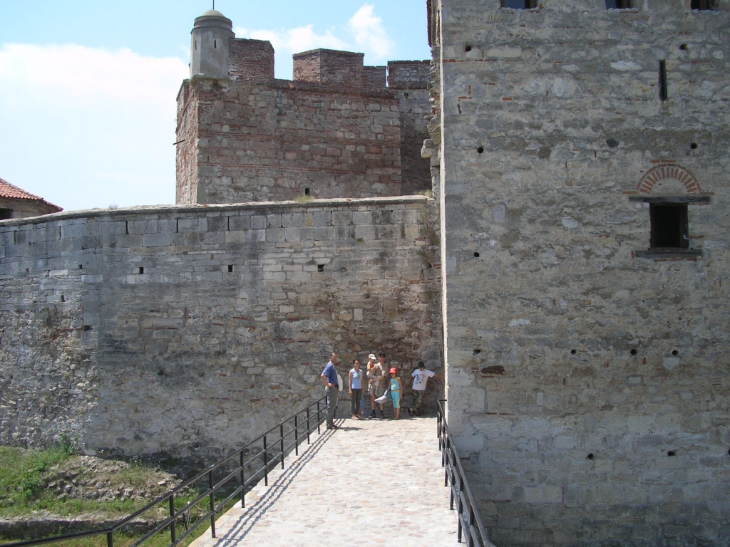 """Places to see in Bulgaria with """"V"""" - Baba Vida Fortress, Vidin"""