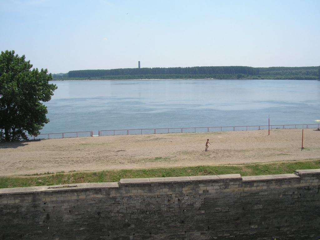 The Danube bank at Vidin