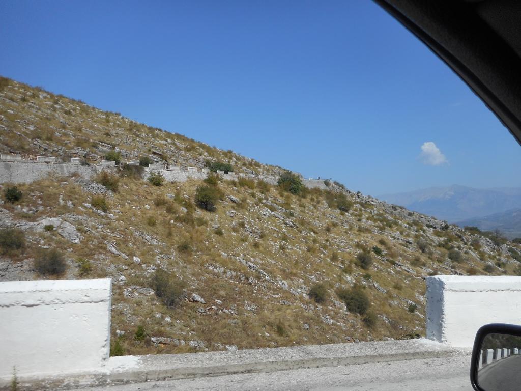 На път за Южна Албания