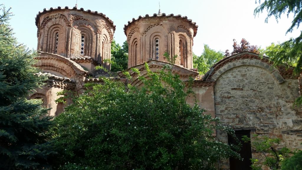 Monastery of St. Bogorositsa Eleusa, Municipality of Strumica