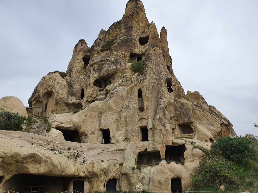 The Nunnery at the Goreme Open Air Museum